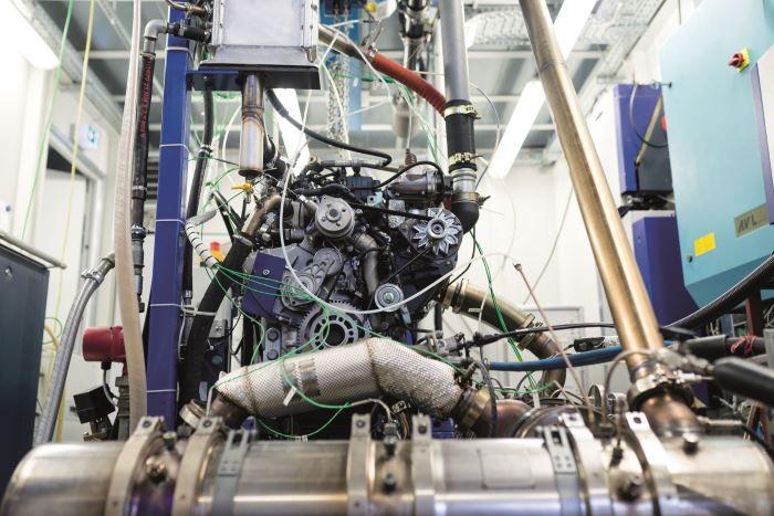 PKW- und NFZ-Motorenforschung